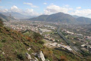 Vista di Castel San Giorgio - 2